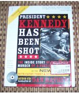 President Kennedy Has Been Shot by Newseum 2003 SC CD Included - $6.00