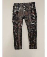 Fashion Jeans for Men Slim Fit Laguna Beach Brand Stretch Denim Pants Gr... - $111.27