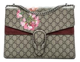 fcffb94e692 Authentic Gucci Dionysus medium GG Blooms bag   2