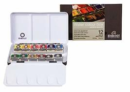 Rembrandt Solid Water Colors Box 12 Colors