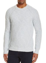 The Men's Store at Bloomingdale's Marled Cotton Shaker Stitch Sweater, L... - $44.54