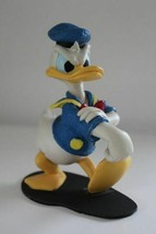 """Extremely Rare! Walt Disney Donald Duck Angry """"Bring it On!"""" Figurine St... - $247.50"""