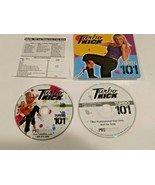 Turbo Kick Turbo 101 DVD CD Beachbody Powder Blue Chalene Johnson - $24.74