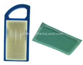 Air Filter For Bolens Model 13WC762F065 Lawn Mower - $14.79