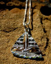 Haunted Smooth Sailing Adults Only Spell Cast Pendant! - $45.00