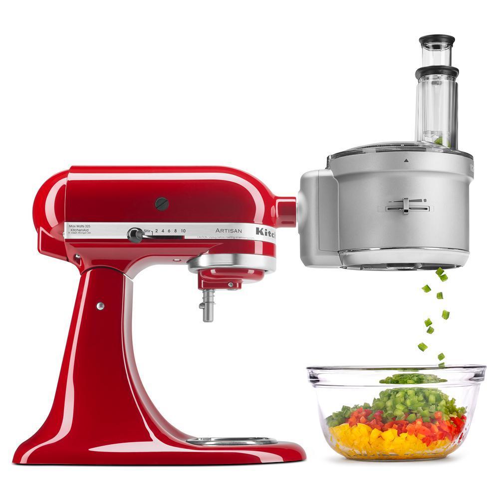 KSM2FPA Gray Food Processor Attachment for KitchenAid Stand Mixer - $207.99