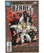 Azrael Annual #2 Batman 1996 DC - $1.18