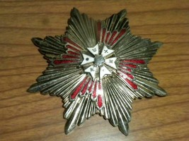 Antique Vintage Rare Unknown Lodge Pin ~ Pendant Pin or Make 3 Styles - $4.49