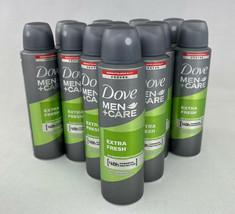 12 Dove Men+Care Dry Spray Extra Fresh Antiperspirant 48h Powerful Protection - $37.72