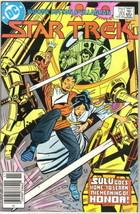 Classic Star Trek Comic Book #20 DC Comics 1985 NEAR MINT NEW UNREAD - $3.99