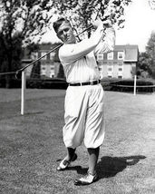 Bobby Jones O3D SFOL Vintage 16X20 BW Golf Memorabilia Photo - $29.95