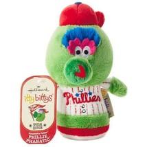 Philadelphia Phillies Mascot Phillie Phanatic Hallmark itty bittys MLB B... - $29.65