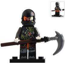 Scar the Skullbreaker the Dragon Hunter Ninjago Hunted Minifigures Toy Gift - $2.80