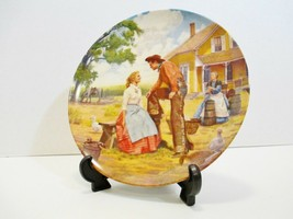 Oh What a Beautiful Morning Collector Plate KNOWLES CHINA Vintage 1985 C... - $15.60