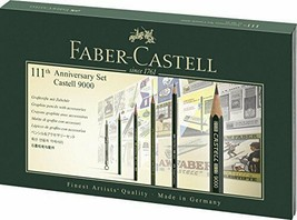 *Faber-Castell Castell 9000 No. pencil 111 anniversary gift set - $113.14