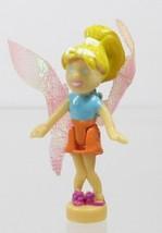 2001 Vintage Polly Pocket Dolls Petal Playhouse - Fairy Polly - $6.00