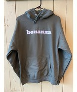 "Classic Bonanza ""Everything But the Ordinary"" Pullover Hoodie (Olive) - $18.00"