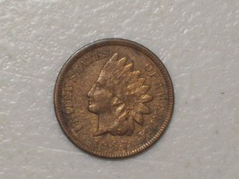 US 1907 INDIAN HEAD CENT, XF EXTRA FINE PENNY COIN - $9.75