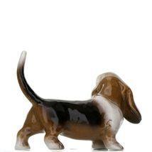 Hagen Renaker Dog Basset Hound Papa Ceramic Figurine image 6