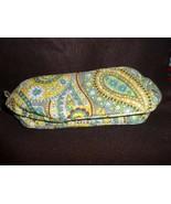 Vera Bradley Retired Travel Toiletry Trip Kit Lemon Parfait - $22.00