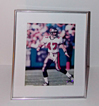 John Lynch Framed Photo Tampa Bay Buccaneers 8x10 Matted NFL Broncos 49ers - $19.99