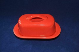 """Chantal Mini Covered Butter Dish Red 5"""" - $11.59"""