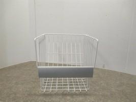 FRIGIDAIRE REFRIGERATOR SLOPE BASKET (SILVER TRIM) PART# 241515001 - $29.00
