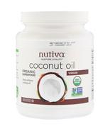 Nutiva, Virgin Coconut Oil, 54 fl oz (1.6 L) - $39.00