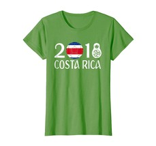 Special shirts - Costa Rica National Flag 2018 Jersey Soccer Gift Fan Tshirt Wo - $19.95+