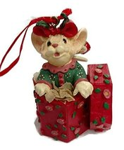 Chrismouse Ornament by Kurt S Adler (Red) - $17.50