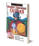 Buried Treasures of the Ozarks ~ Lost & Buried Treasure - $14.95