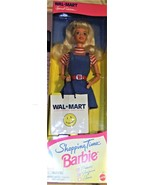 """Barbie Doll WAL-MART SPECIAL EDITION """"SHOPPING TIME"""" BARBIE DOLL 1997 - $25.00"""