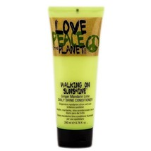 Tigi Love Peace & The Planet Walking On Sunshine Daily Shine Conditioner... - $8.93