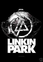 "LINKIN PARK Atomic Age 29""X43"" (75cmX110cm) Cloth Fabric Textile Poster ... - $14.84"