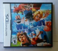 Wipeout: The Game (Nintendo DS, 2010)Great Condition - $11.29