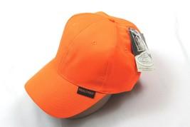 Paramount Outdoors REALTREE Hat Blaze Orange Hunting Ball Cap High Visib... - $6.55