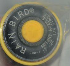 Rain Brid R17 24Q A84550 Yellow Rotary Nozzle Quarter Circle Pack of 10 image 6