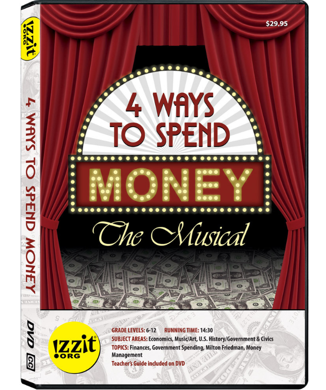 4 Ways To Spend Money