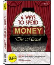 4 Ways To Spend Money - $15.00