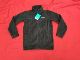 Columbia Birch Falls Fleece Youth boy/girl zip jacket new L, 14/16 - $34.65