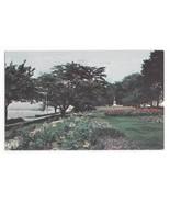 PA Harrisburg Sunken Gardens River Park Front Street Vintage 60s Postcard - $4.99