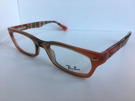 40f82a4485 New Ray-Ban RB 5150 RB5150 5487 48mm Brown Eyeglasses Frame - £34.33 GBP