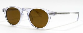 Oliver Peoples Gregory Peck OV5186 Clear Frame Sunglasses 47mm New Authe... - $186.96