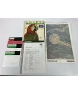 Amazonas por Michael Crichton Juego Apple Iie Iic Telarium Completo Cib ... - $48.87