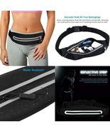 Ponray Running Belt Fanny Packs Phone Holder Runner Pocket For Workout F... - £14.84 GBP