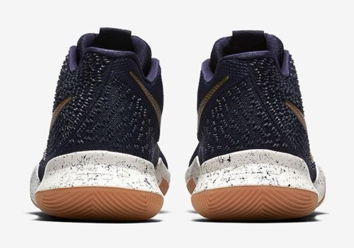 the best attitude dbf71 a0b7d Nike Kyrie 3 OBSIDIAN/METALLIC Gold Men Size and 50 similar ...