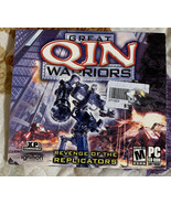 Great Qin Warriors Revenge of the Replicators (For PC) Brand New, Sealed - $29.10