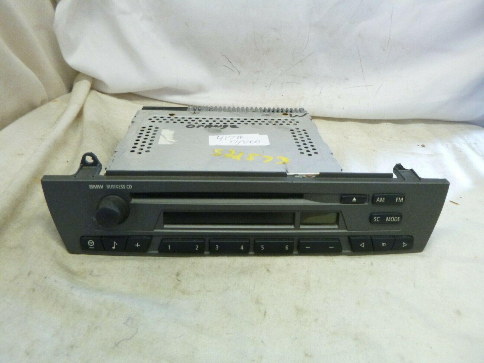 05 06 07 08 09 10 Bmw X3 Z4 Radio Cd Player 65126927831 OYZ60 - $94.05