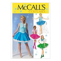 McCall Pattern Company M7101 Misses' Costumes, Size AX5 - $14.21