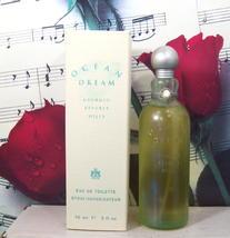 Giorgio Beverly Hills Ocean Dream EDT Spray 3.0 FL. OZ. Vintage. - $119.99